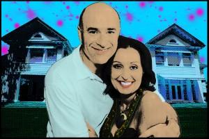 Brad and Lamia