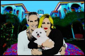 Donald Lisa & BabyDoll Pliner