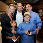 David with Jeri, Marty, Andrew & Max Zaiac