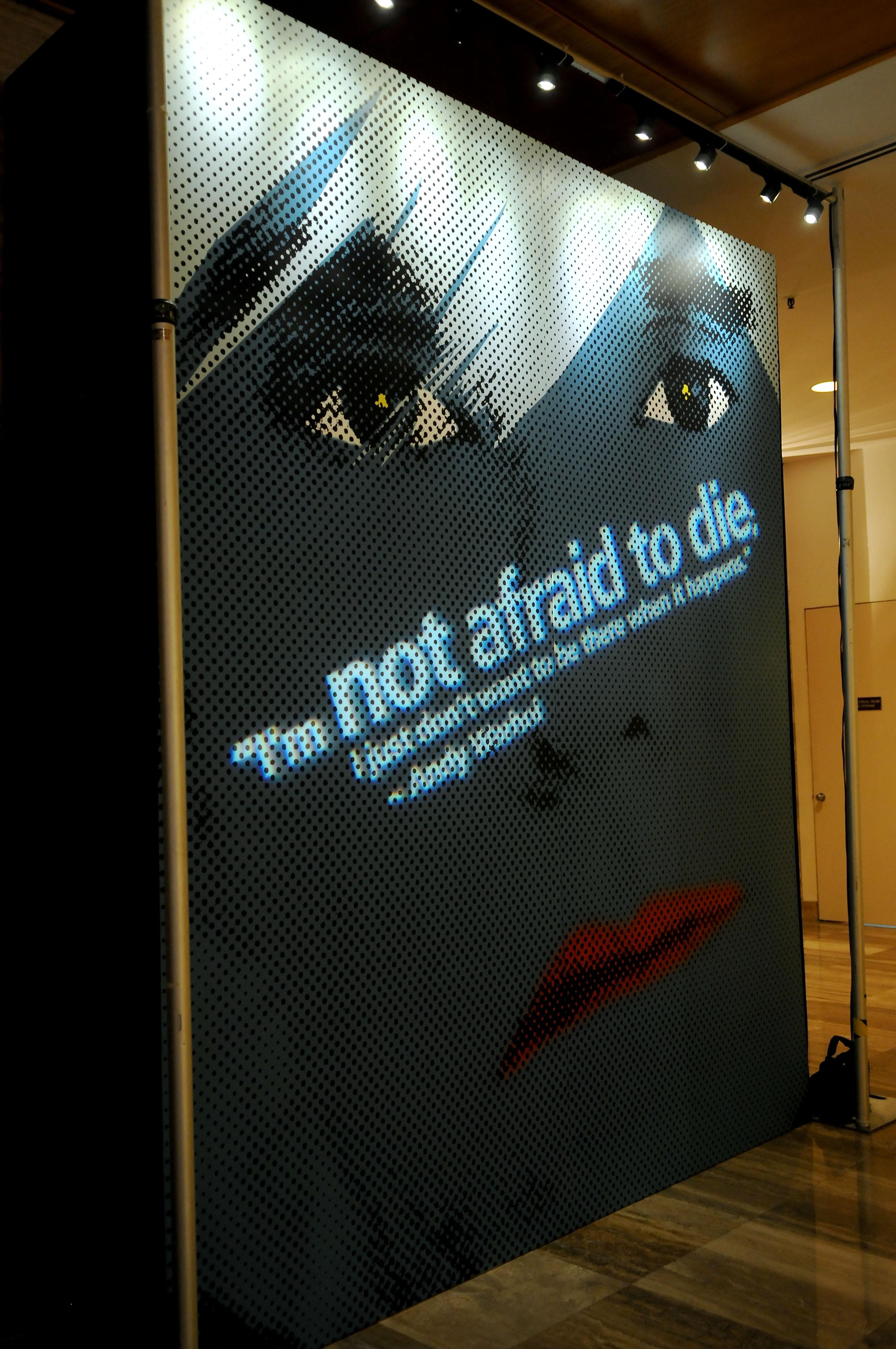 """""""Not Afraid to Die"""" ‹ Pop Art Photographer"""